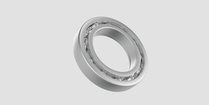Bearings rings - turning