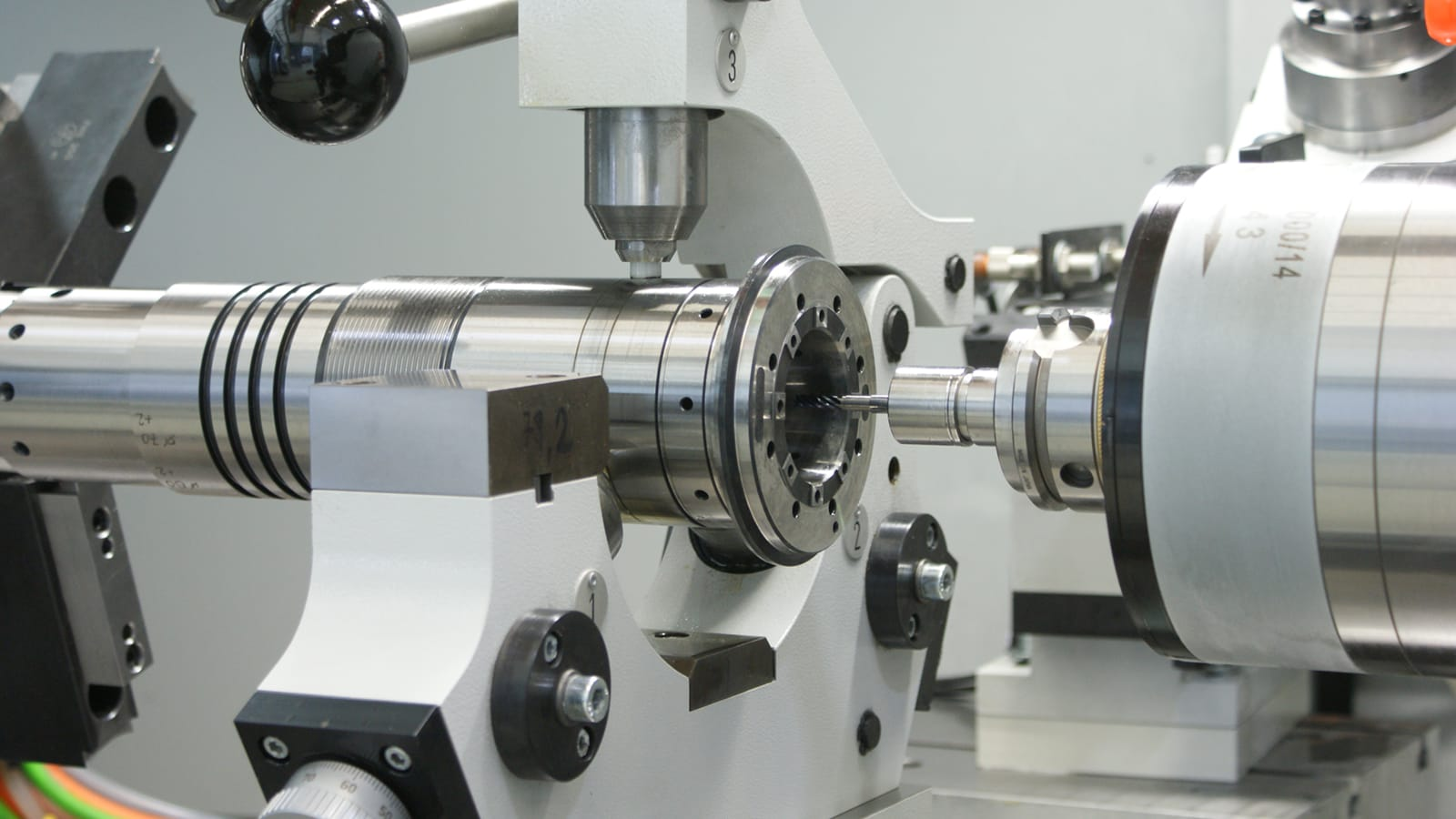 machine spindle repair