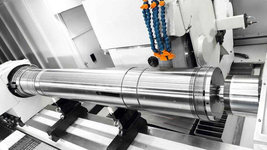 External cylindrical grinding
