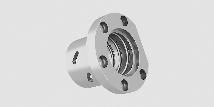 Ball screw nut