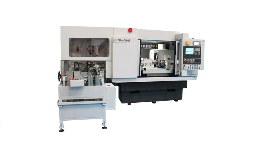 Diesel injection pumps grinding machine
