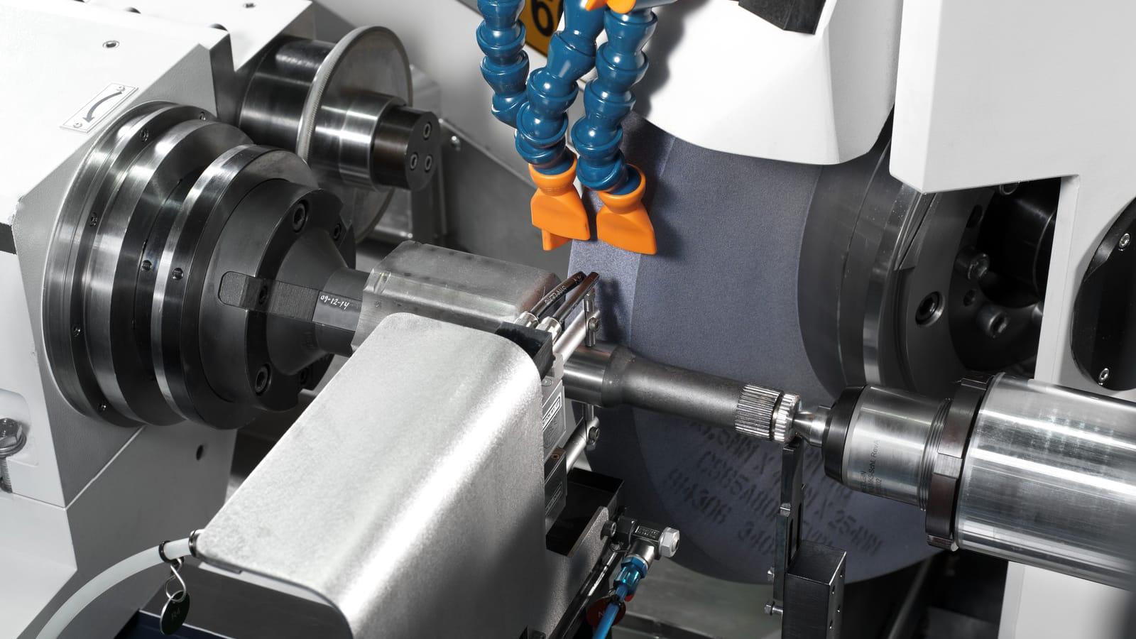 CV Joints grinding machine