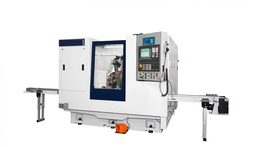 Grinding machine for steering parts
