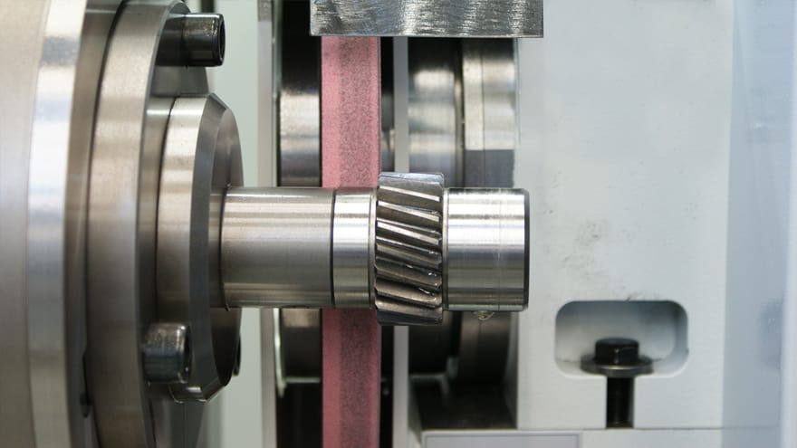 transmission cylindrical grinding