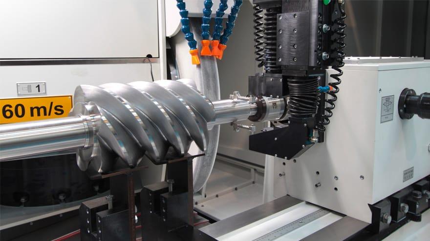 screw machining