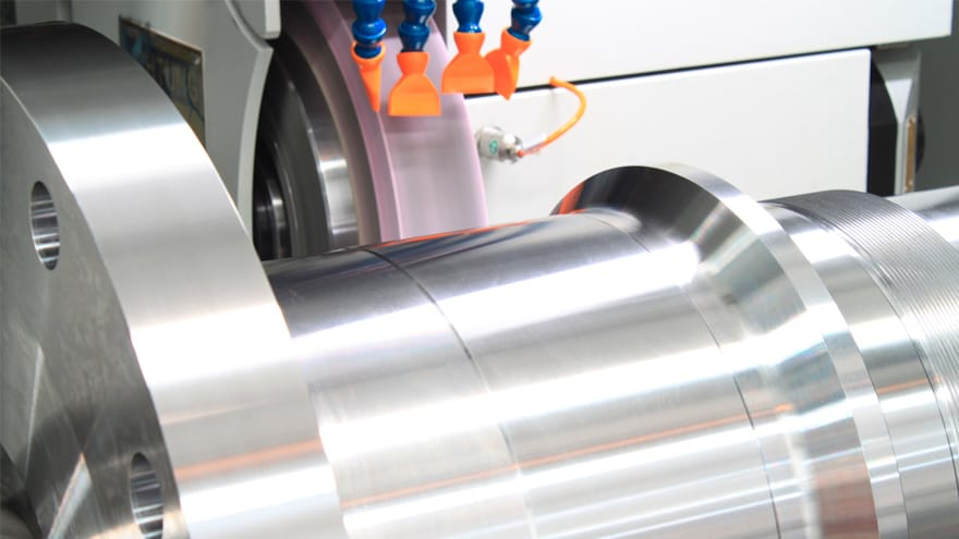 Transmission shaft grinding machines