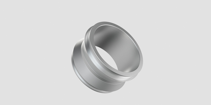 Large and eccentric bearings - vertical grinding