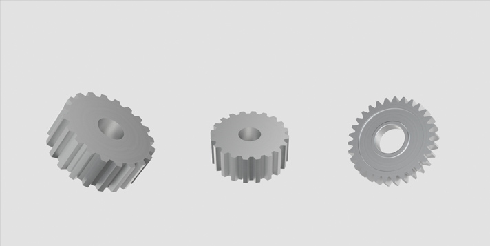 Gears - internal cylindrical grinding