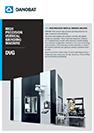 DVG - Vertical grinding machine