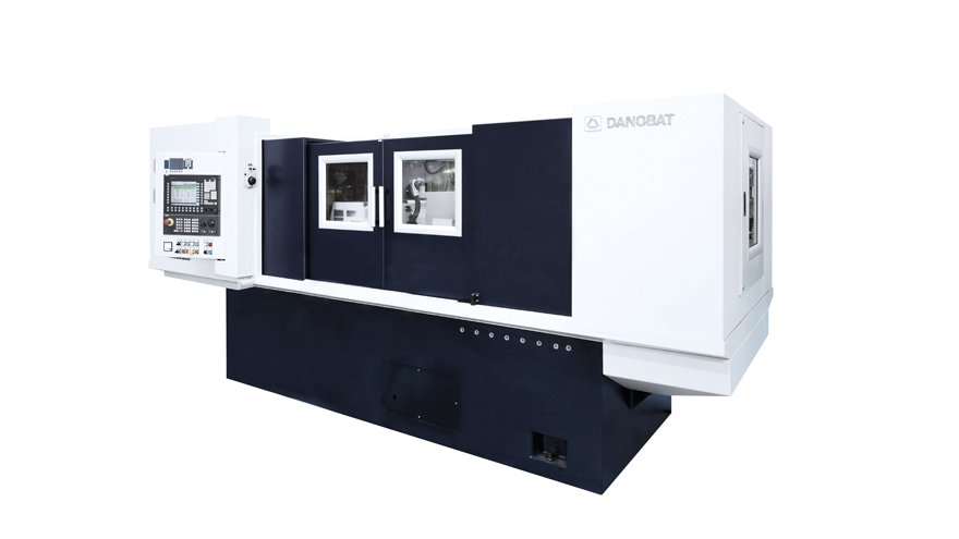 EST-305 / EST-318 - Centerless grinding machine for highest accuracy requirements