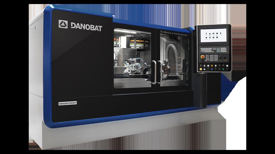 LG - High speed & universal precision grinding machine