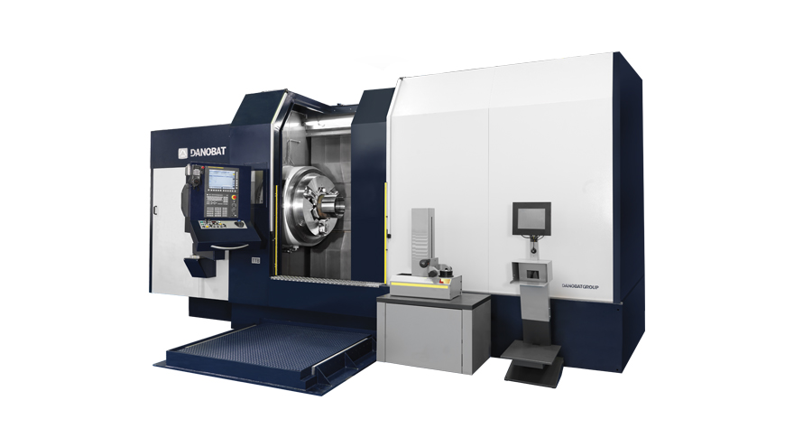 TT-TTB - Lathes designed specifically for machining pipes for OCTG