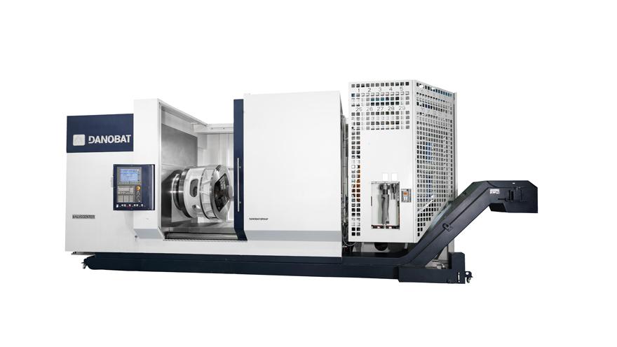 VC - High pressure valves machining