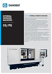 DANOBAT PG External Grinding Machine