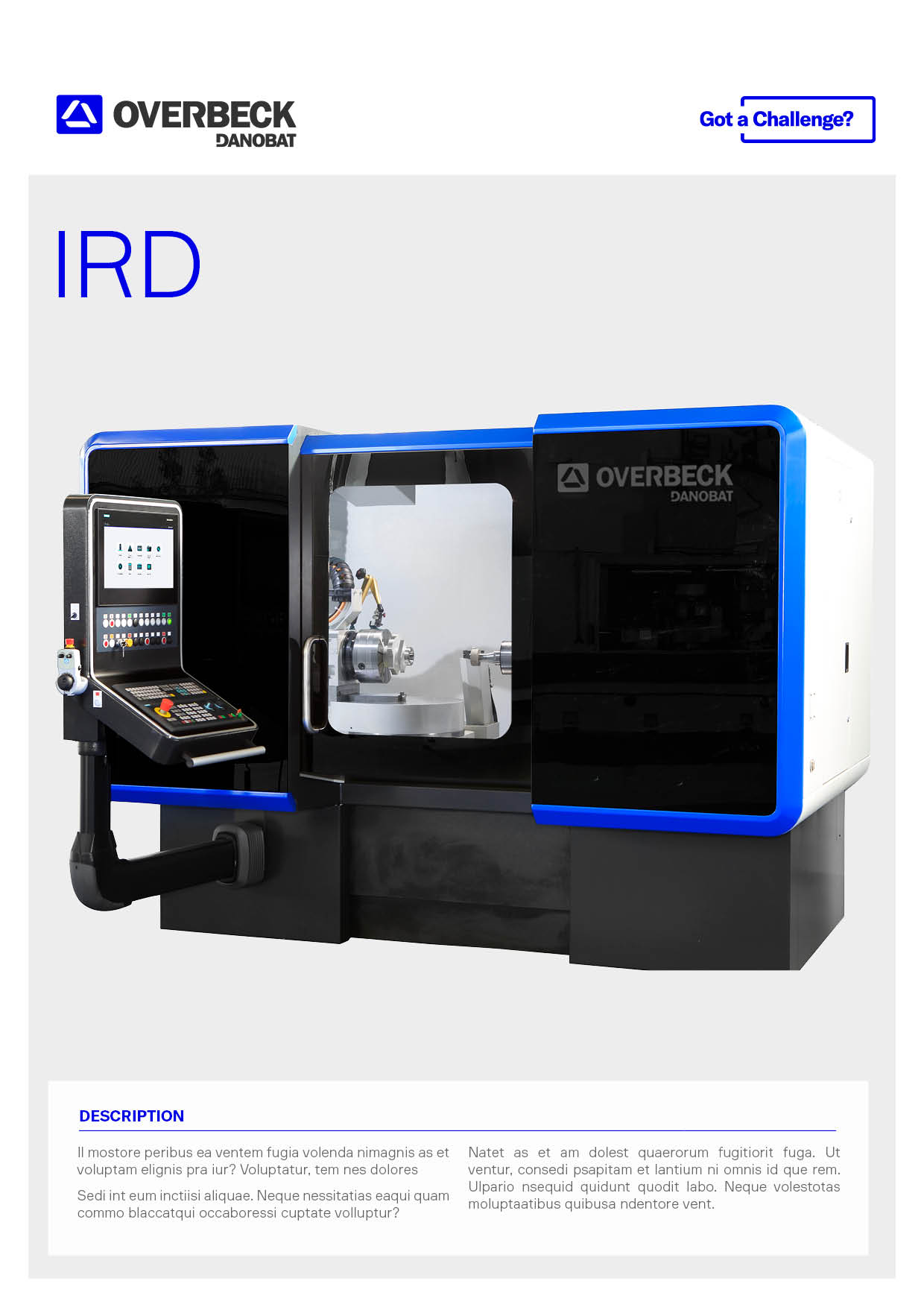 2020_Internal, external and radius grinding machine