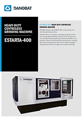 Download ESTARTA-400 brochure