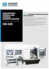 Download IED brochure