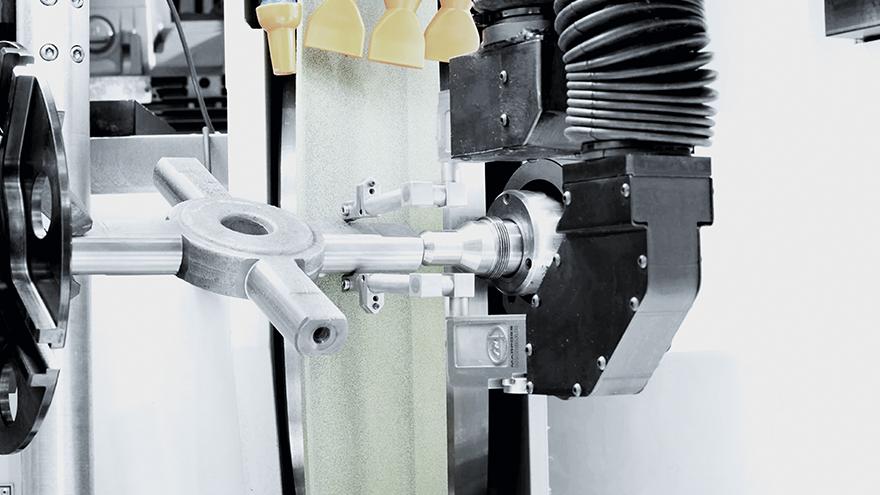 CG-external grinding