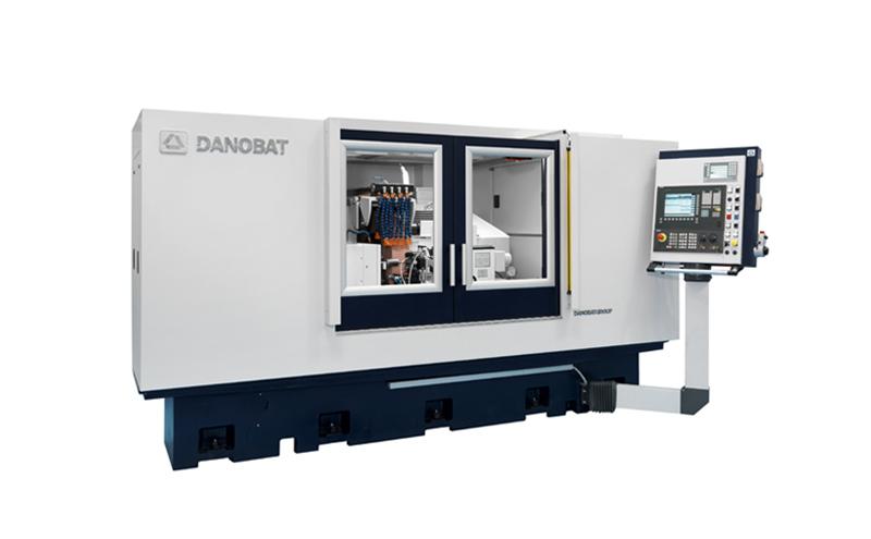 Danobat PG External cylindrical grinding