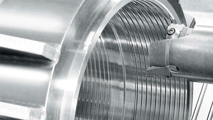 cih-Lathes designed specifically for machining coupling sleeves for OCTG