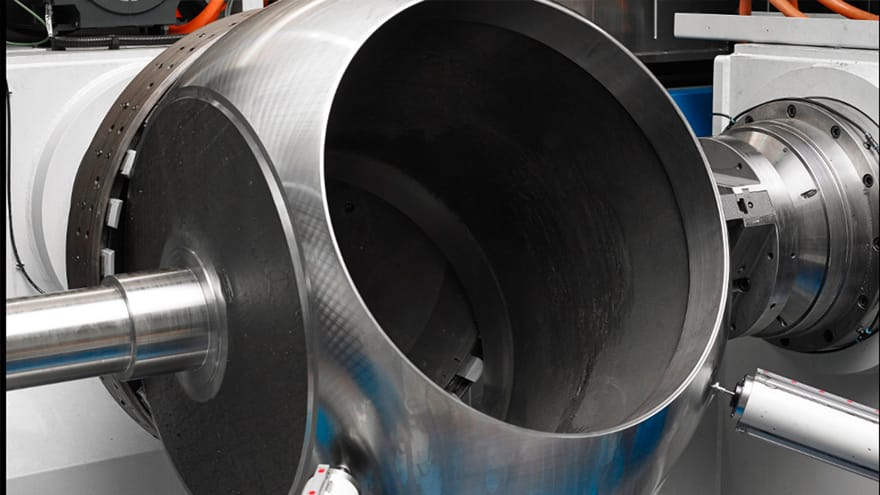 BGM -Spherical grinding