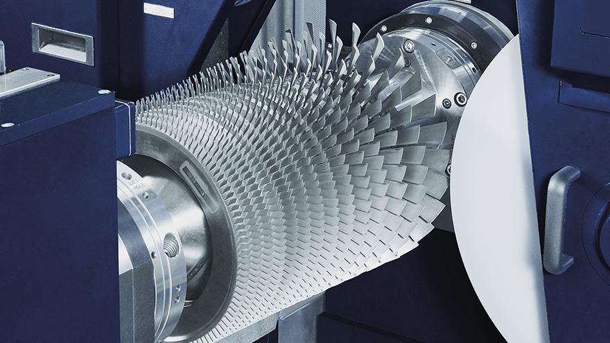 mBTG-DANTIP blade tip grinding and measuring