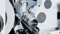 EST-305 / EST-318: centreless cylindrical grinding machine