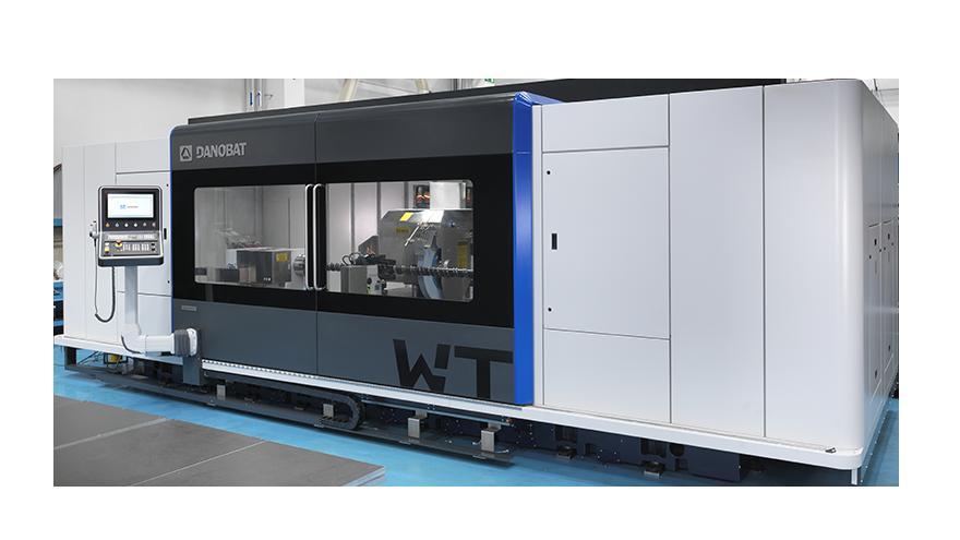WT - external grinding machine