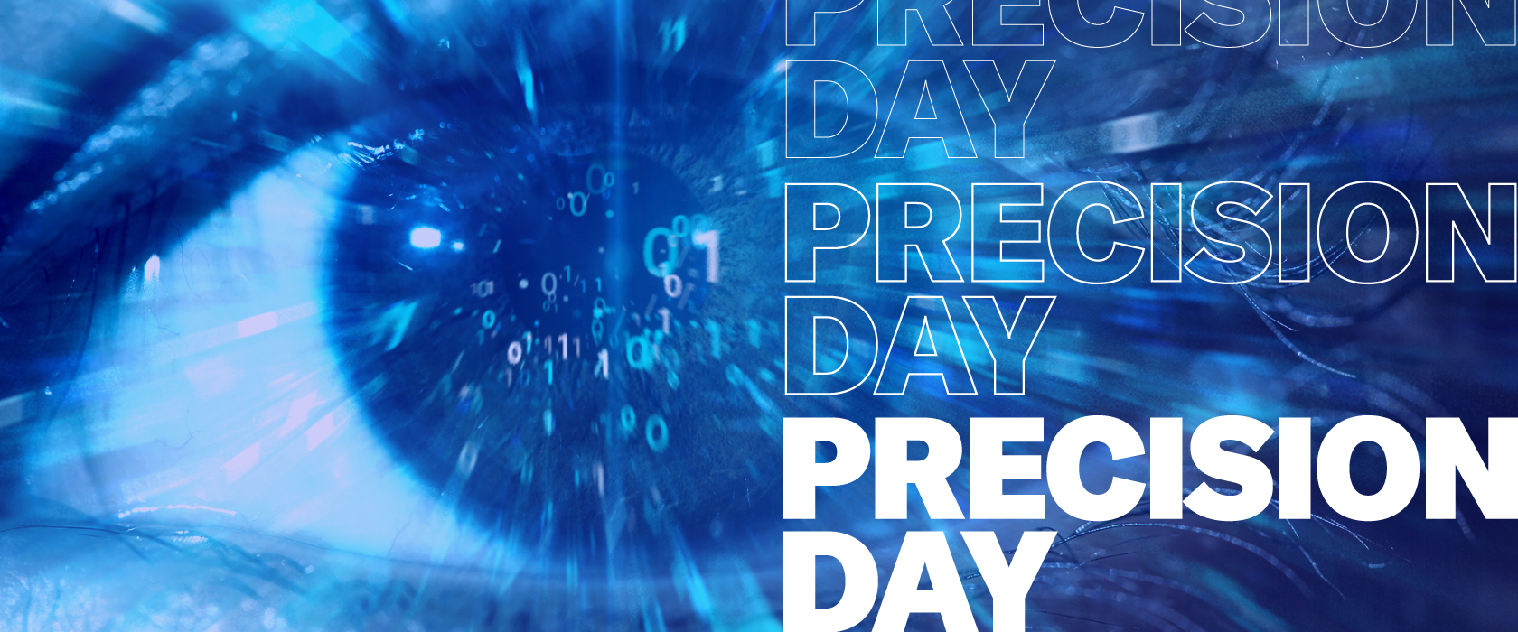 The future of precision